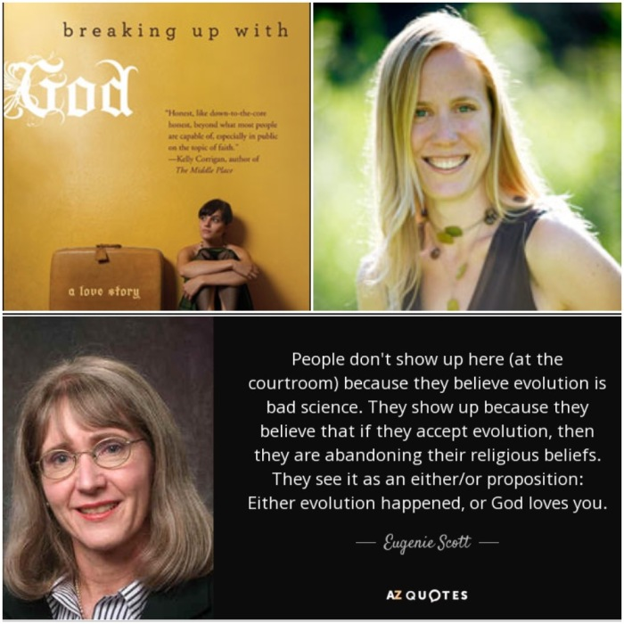Breaking up with god a love story  Breaking Up with God A