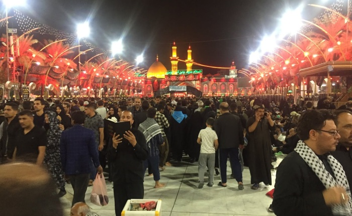 What is the Road toKarbala?