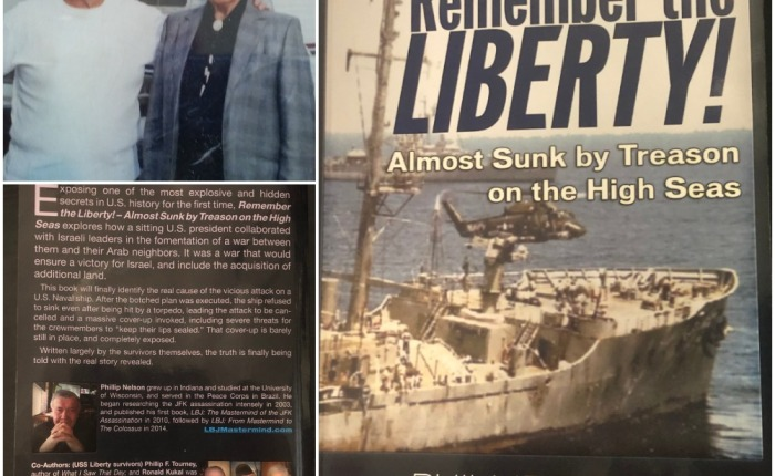 Remember the Liberty! A Conversation with USS Liberty Survivor, Ron Kukal