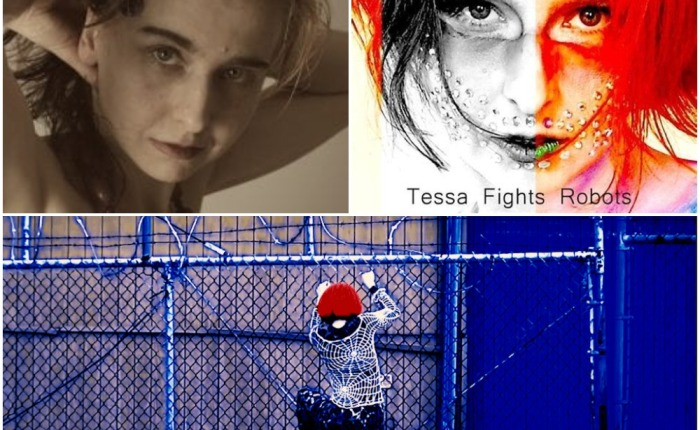 Fighting Robots with TessaLena